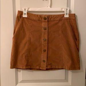 Altar'd State Mini Skirt!!